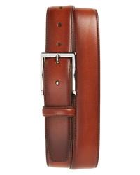 Nordstrom Edward Burnished Leather Belt