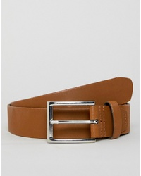 KIOMI Leather Belt In Brown
