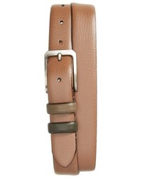 Ted Baker London Shrubs Leather Belt