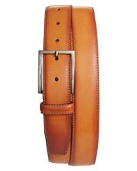 Nordstrom Marco Burnished Leather Belt