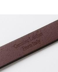 Uniqlo Medium Gloss Belt
