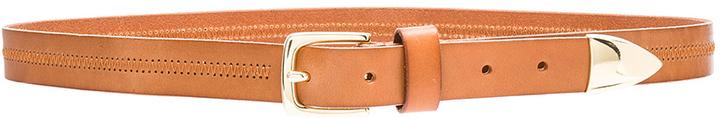 Linea Pelle Metal Tipped Hip Belt