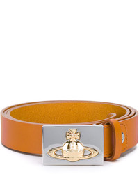 Vivienne Westwood Red Label Logo Embossed Belt