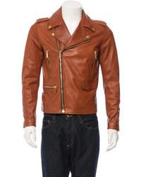 Kent And Curwin Leather Jacket