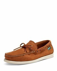 Eastland Yarmouth Usa Leather Boat Shoe Light Brown