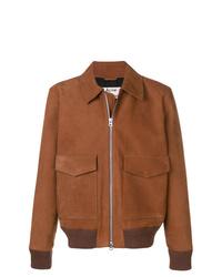 Acne Studios Short Leather Jacket
