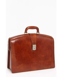 Triple compartt leather briefcase medium 8688665