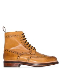 Grenson Fren Leather Boots