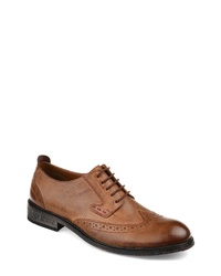 THOMAS AND VINE Uriah Wingtip Derby