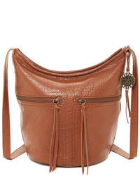 The Sak Newport Leather Bucket Bag