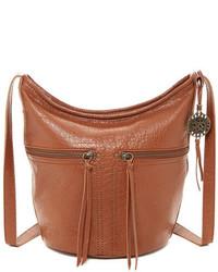 The Sak Newport Leather Bucket Bag