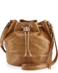 Hobo Tulia Leather Bucket Bag Doe