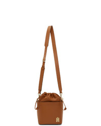 Mackage Tan Liya Bucket Bag