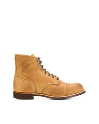 Red Wing Shoes Classic Lace Up Boots