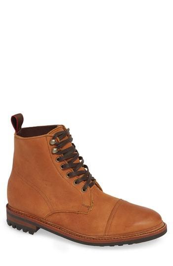 Allen Edmonds Surrey Cap Toe Boot