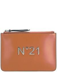 No.21 No21 Logo Clutch