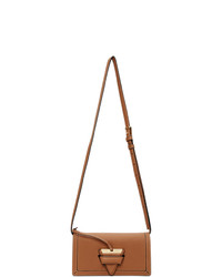 Loewe Brown Mini Barcelona Bag