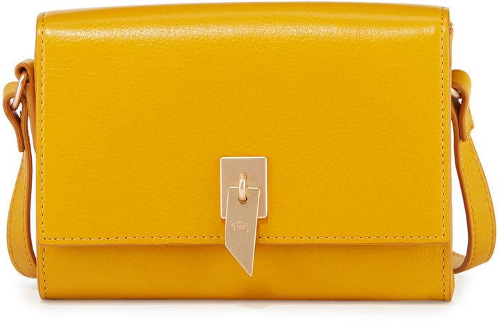 Foley Corinna Diane Leather Crossbody Bag Mango Tea Where To Buy