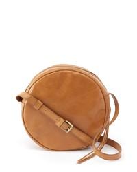 Hobo Groove Calfskin Leather Crossbody Bag