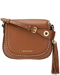 MICHAEL Michael Kors Michl Michl Kors Brooklyn Saddle Crossbody Bag