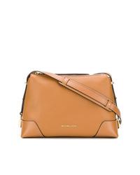 742d5252f4d3 Women s Tobacco Leather Crossbody Bags by MICHAEL Michael Kors ...