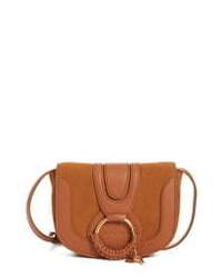 See by Chloe Mini Hana Leather Crossbody Bag