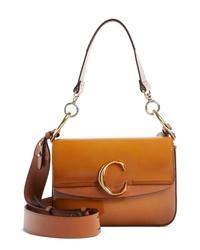Chloé Patent Leather Shoulder Bag