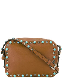 Valentino Garavani Rockstud Rolling Crossbody Bag