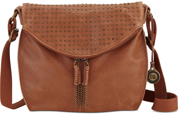 The Sak Silverlake Leather Crossbody