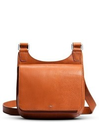Small field leather crossbody bag medium 746514