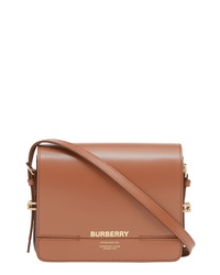 Burberry Small Grace Colorblock Leather Crossbody Bag