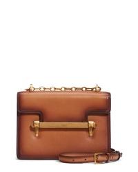 Valentino Garavani Small Uptown Leather Shoulder Bag