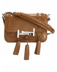 Tod's Tassel Detail Crossbody Bag