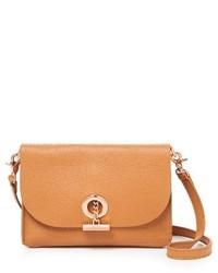Waverly leather crossbody bag black medium 4136451