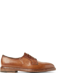 Paul Smith Boyd Pebble Grain Leather Derby Shoes