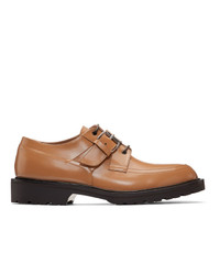 Dries Van Noten Brown Derbys