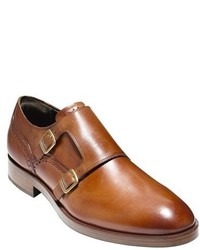 Cole Haan Harrison Double Monk Strap Shoe