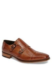 Stacy Adams Trevor Double Monk Strap Shoe