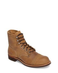 Red Wing Iron Ranger Cap Toe Boot