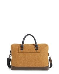 Ted Baker London Pitza Faux Leather Docut Bag