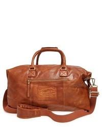 Rawlings Sports Accessories Rugged Leather Duffel Bag