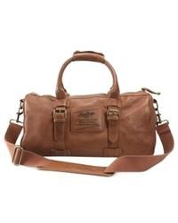 Rawlings Vintage America Bag Little Slugger Leather Travel Duffle