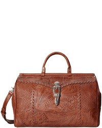 American West Retro Romance Duffel Bag Handbags