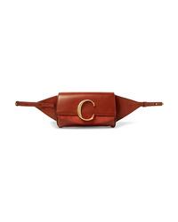 Chloé C Med Leather Belt Bag