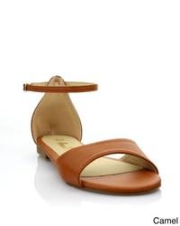 DND FASHION INC Anna Kana Basic Casual Sandals