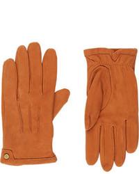 Rag and Bone Rag Bone Nubuck Essex Gloves Nude