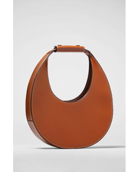 Staud Leather Moon Bag