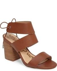 Valerie block heel sandal medium 963166