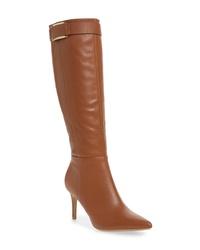 Calvin Klein Glydia Stiletto Knee High Boot