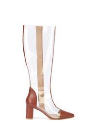 Maryam Nassir Zadeh Jupiter Calf Boots
